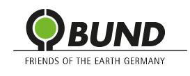 Spendenaufruf des BUND Ortsverbandes Kaufungen